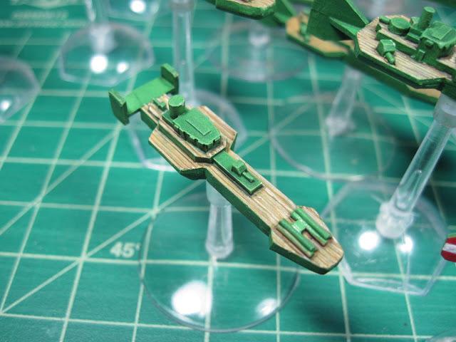 Honved Class Rocket Nef