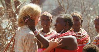 Casei com um Massai