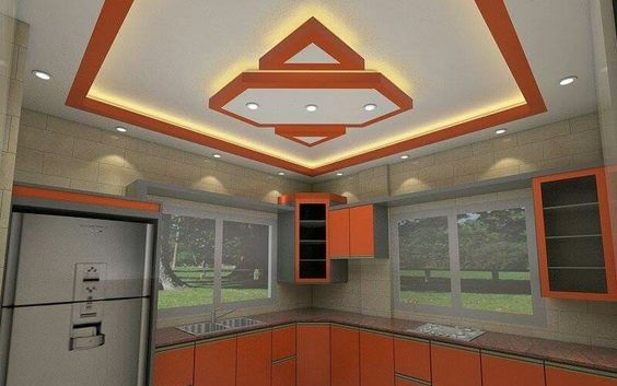 Top Catalog Of Gypsum Board False Ceiling Designs 2020