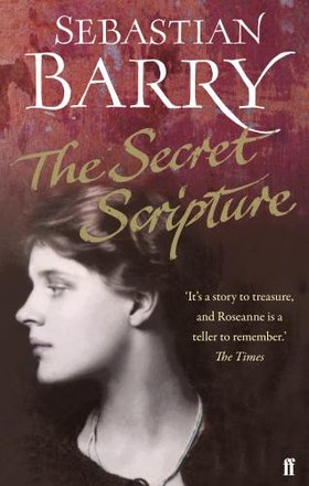 Book cover for Sebastian Barry's The Secret Scripture in the South Manchester, Chorlton, and Didsbury book group
