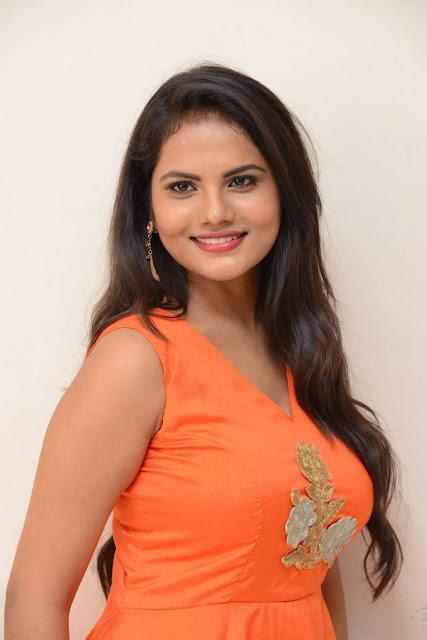 Priyanka Latest Hot Sleveless Skirt Spicy PhotoShoot Images At Karulo Shikarukelite Tesear Launch