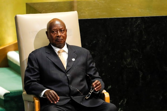 Uganda announces 'Kill the Gays' bill that will bring in the death penalty for homosexuals