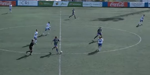 El Málaga Femenino cae ante el Granadilla Tenerife B (2-0)