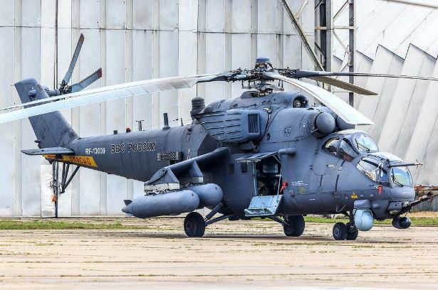 Mil Mi-35M specs