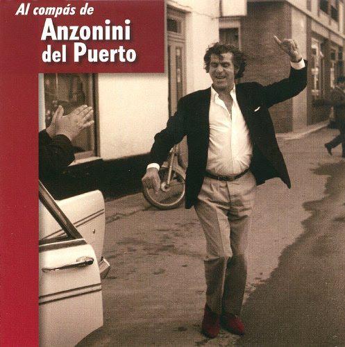 """""""AL COMPÁS DE ANZONINI DEL PUERTO""""  EL FLAMENCO VIVE 2013 DE ANDRÉS GONZÁLEZ GÓMEZ CONTIENE CD CON DIEGO DEL GASTOR"""