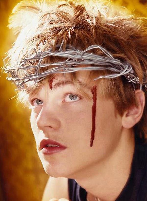 12 Bizarre Pictures of a Young Leonardo DiCaprio ...