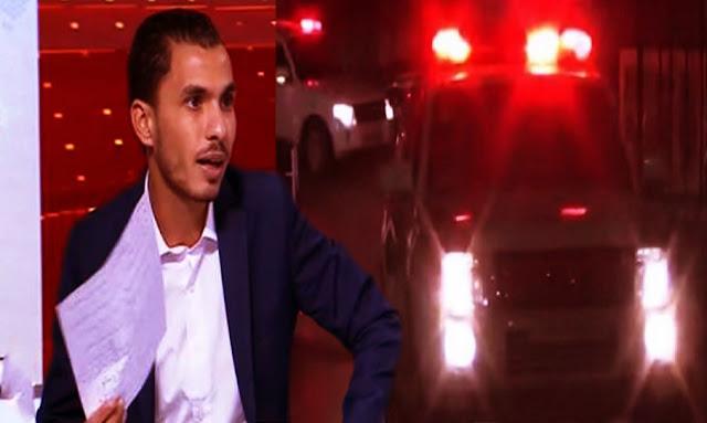 """عاجل تونس: بعد إعلانه تعرض قيس سعيد إلى محاولة تسميم : بالفيديو ... إيقاف """"كرونيكور"""" قناة التاسعة رياض جراد ..."""