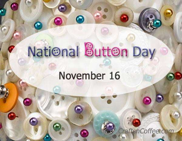 National Button Day Wishes pics free download