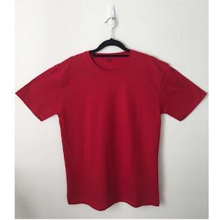 Toko Online Kaos Polos Bahan Polyester Terpercaya di Flores Timur