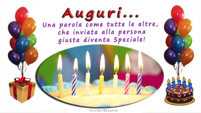 Torta illustrata bella cartolina d'auguri di compleanno