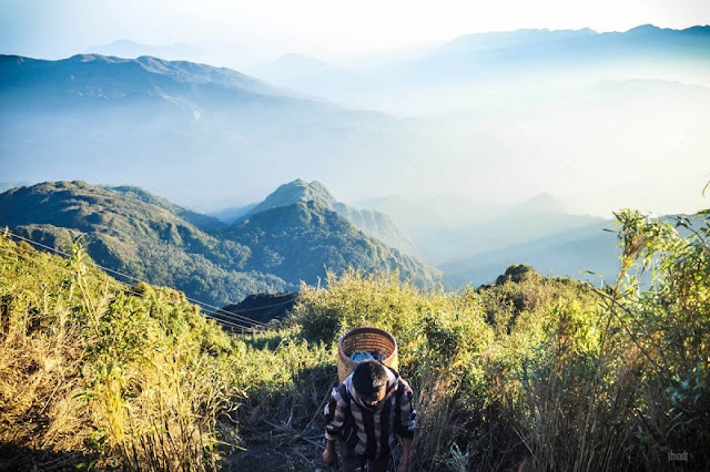 Conquer the most beautiful trekking roads in Vietnam 6