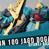 RE/100 MSN-03 Jagd Doga Sample Images by Dengeki Hobby