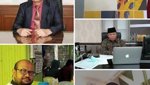 Nama Enam Calon Rektor UIN Suska Riau Sudah Diserahkan ke Pusat