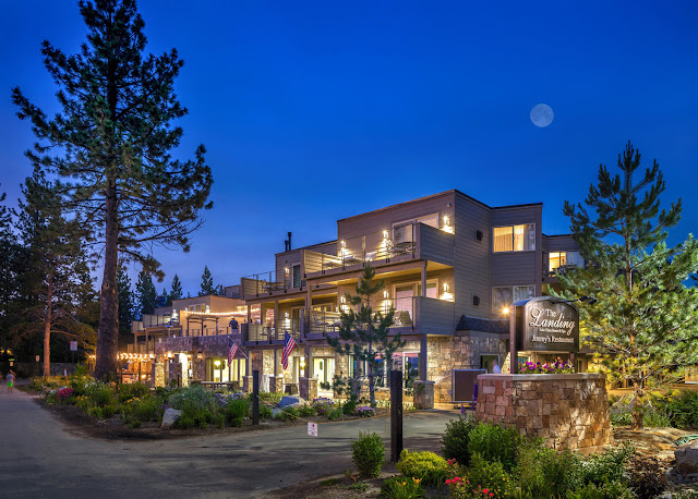 From the moment you set foot in the lobby, you'll see why The Landing Resort & Spa, Lake Tahoe's most unique boutique resort is the only choice for discerning travelers on the hunt for something different.