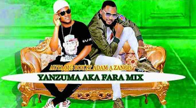 MUSIC – Auta mg x Adam a Zango 2020 yanzu ma aka fara – Download mp3
