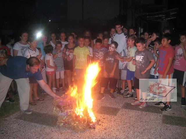 Πρέβεζα:Ανάψανε και φέτος οι φωτιές του Αϊ Γιαννιού στον Παντοκράτορα!