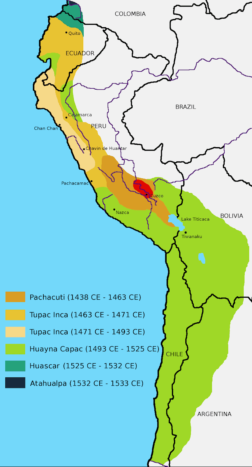 The Inca Empire | History Cl Inca Empire Map Roads on greece map, inca warriors, lima map, inca city, inca buildings, inca pyramids, inca people, inca roads, chimu map, inca civilization, brazil map, tenochtitlan map, inca houses, inca trail, mesoamerica map, inca food, china map, inca crops, inca art, inca flag,