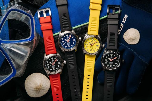 Hawaiian Lifeguard Association Watch, photo by Tyler Little