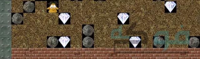 تحميل لعبة اكل الماس القديمة Download Digjim للكمبيوتر