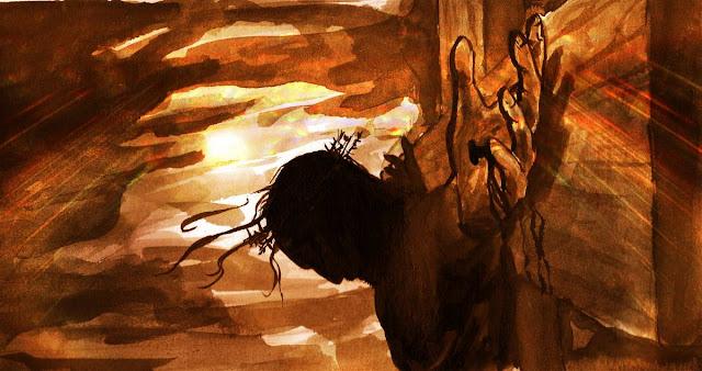 Resultado de imagem para Se Jesus carregou as nossas dores,