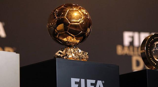 Nike toma ventaja en la disputa del Balón de Oro 2016