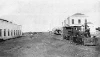 1889 - Galpón de Carga y Estación de Pasajeros