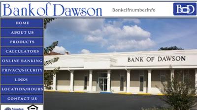 Bank of Dawson Login