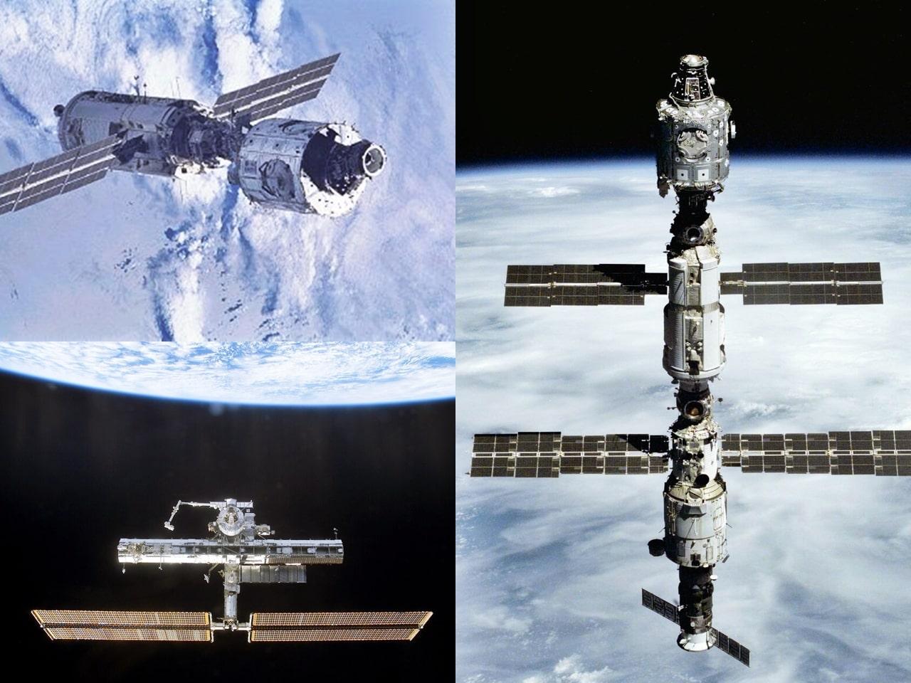 Bagaimana Stesen Angkasa Antarabangsa (ISS) dibina?