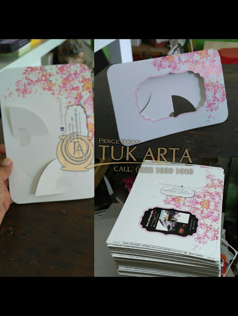 cetak frame photo kertas