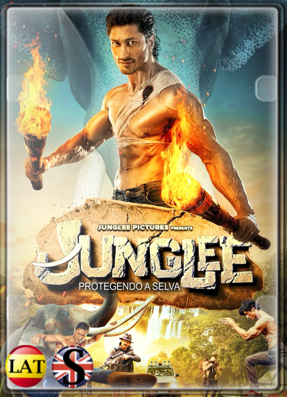 Junglee (2019) WEB-DL 1080P LATINO/HINDÚ