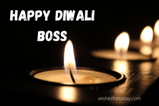 Happy Diwali Images For Boss