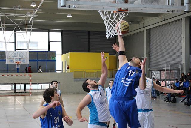 El Paúles Sotera pierde 70-83 ante el Ortuella
