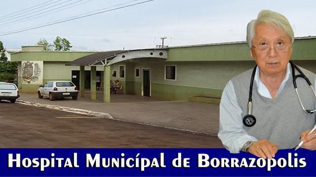 DOUTOR CHOSO DE BORRAZÓPOLIS