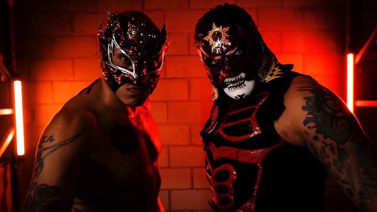 Lucha Bros conquistam o AEW World Tag Team Championship