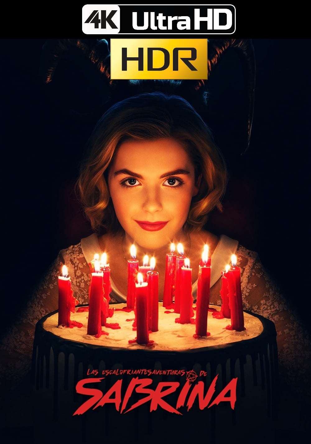 Chilling Adventures of Sabrina (2018) Temporada 01/Parte 01 NF WEBRip 4K UHD HDR Latino