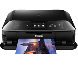 Canon PIXMA MG7550 Setup & Driver Download