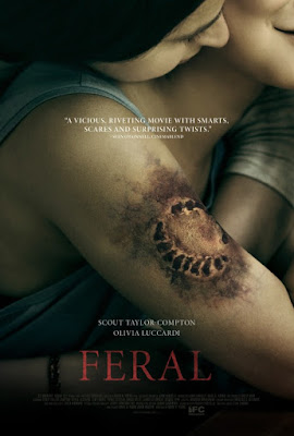 Feral 2018 English 480p WEB-DL 300MB