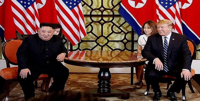 Ντόναλντ Τραμπ: Η Βόρεια Κορέα ζήτησε «παρά πολλά» - Χωρίς συμφωνία έληξε η συνάντηση