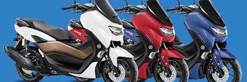 Spesifikasi dan Harga Motor Baru All New Nmax