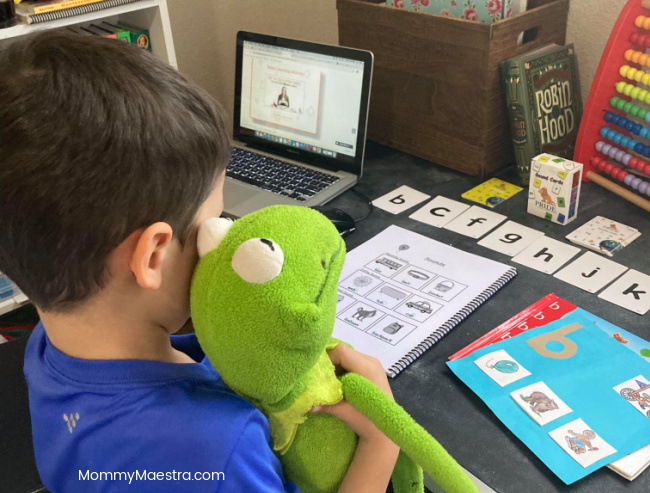 PRIDE Reading Program for students with dyslexia