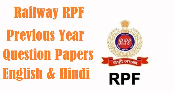Preview of RPF Constable Question Paper 25 Jan 2019 –Shift 1