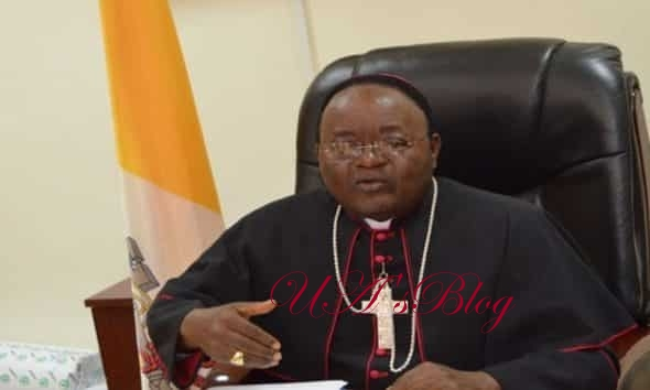 'Deduct tithes straight from workers' salaries' – Archbishop begs Government