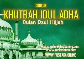 Contoh Khutbah Idul Adha, Tema Tips Nabi Ibrahim Lulus Ujian