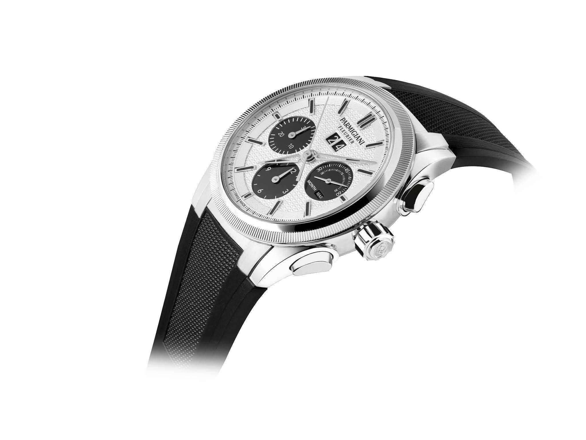 إصدار جي تي توندا..دقة الوقت السويسري من برميجياني فلورييه