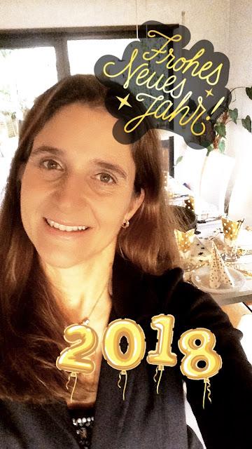 Yushka wünscht euch ein gutes neues Jahr 2018! Sugarprincess