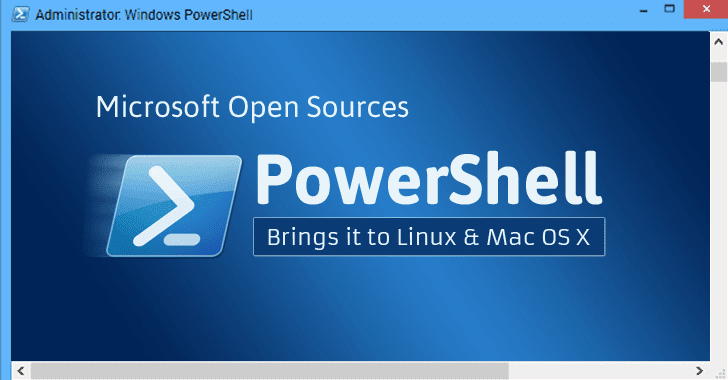 microsoft-powershell-open-source