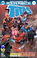 DC Renascimento: Titas #6