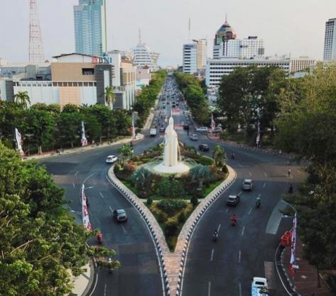Keliling Surabaya Tanpa Bikin Kantong Jebol