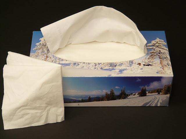 Anti-coronavirus agent dopped tissue paper and napkin at home (+coronavirus tips)2