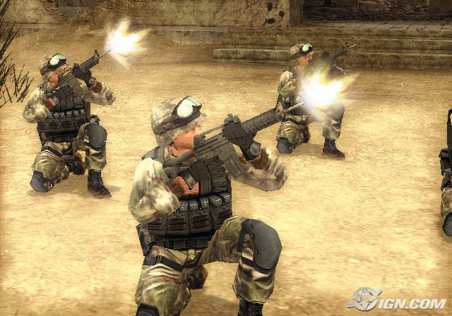 Delta Force Black Hawk Down ISO PS2 Download